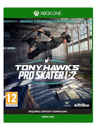 Jogo Tony Hawk's Pro Skater 1 & 2 Remaster Xbox One