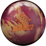 Radical Results Bowling Ball - Red/Gold Pearl 15lbs