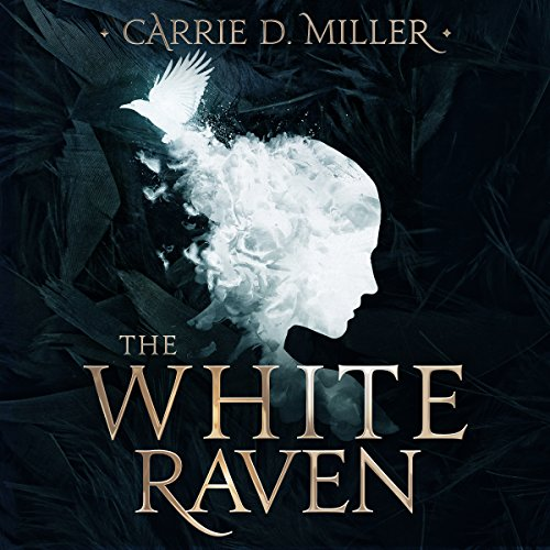The White Raven audiobook cover art