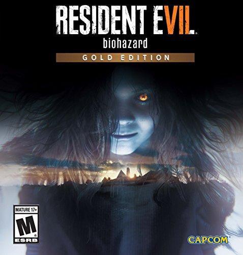 Capcom Entertainment World Resident Evil 7 Biohazard Gold Edition 輸入版:北米 - Xbo×One