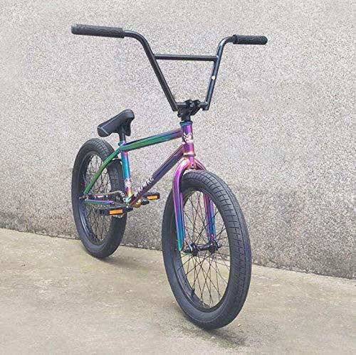 GASLIKE Bicicleta BMX Freestyle para Adolescentes y Adultos,