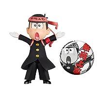 おそ松さん おそ松 -押忍松-黒ランver. ワールドコレクタブルフィギュア