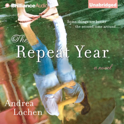 The Repeat Year audiobook cover art