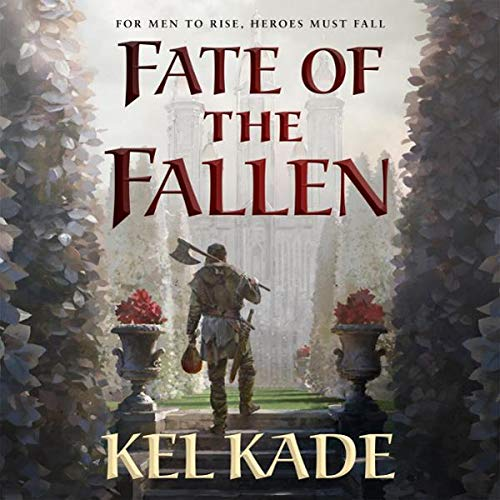 Fate of the Fallen audiobook cover art