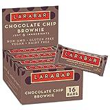Larabar Gluten Free Bar, Chocolate Chip Brownie, 16 ct, 25.6 oz