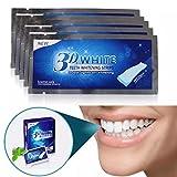 14 bandes blanchiment dentaire - blanchiment des dents-Qualité pro - Donnez un coup d'éclat aux dents-7 bandes en haut et 7 bandes en bas, traitement 7 jours.