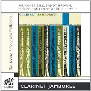 Clarinet Jamboree By Sandy Brown, Terry Lightfoot & Archie Semple Acker Bilk (2006-06-26)