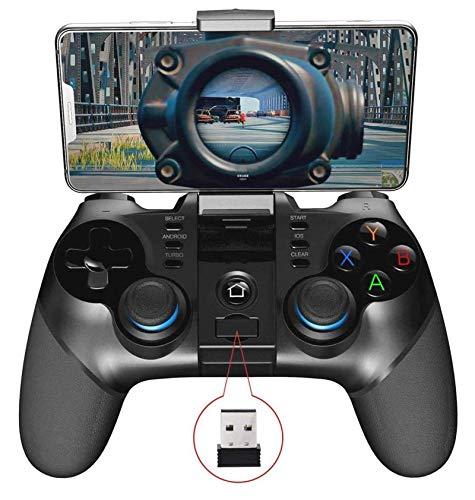 IPEGA PG-9156 - Controlador inalámbrico para Dispositivos iOS/Android (4,0 + 2,4 G)