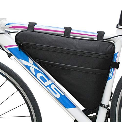 gdangel wasserdichte fahrradtaschen 2018 Große Fahrrad Dreieck Tasche Fahrradrahmen Vorderrohr Tasche wasserdichte Fahrradtasche Pannier Ebike Werkzeugtasche Zubehör XL
