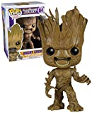 Funko 017681 - Figura de Guardians of The Galaxy Angry Groot 84 Bobble Head...