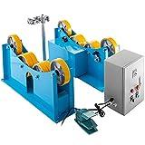 Mophorn Turning Rolls Linkage Roller 3000 KG/6600 LBS, Load Capacity Welding Turning Roll 20-1500mm, Welding Positioner 220V, Welding Equipment Support