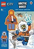 [Lego City: Arctic Quest Activity Book With Minifigure] (By: Puffin Books) [published: October, 2014]