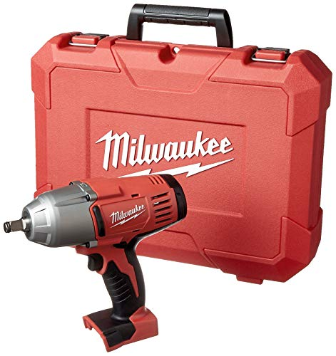 Bare-Tool Milwaukee 2663-20 18-Volt M18 1/2-Inch High Torque Impact Wrench with Friction Ring (Tool...