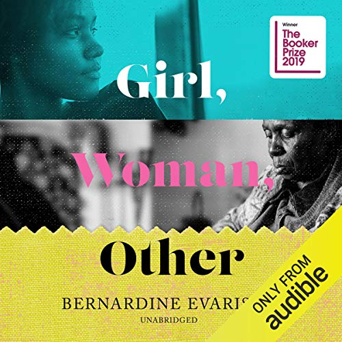 Page de couverture de Girl, Woman, Other