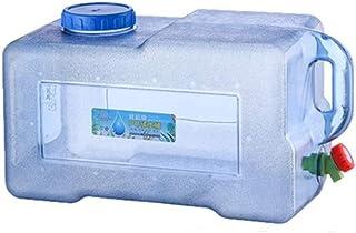 Bidón de agua alimentario para camping de 12 litros con grifo con grifo depósito de agua de 12 litros para vehículo depósito de agua de 12 litros para vehículo Fancyland