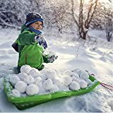 Oxodoi Indoor Snowball Fight Snowtime Anytime 30pc Indoor Snowball Fight Kit Snowball Fight Game Fake Snowball Cloth Ball Children's Team