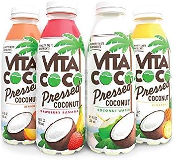 4-Pack Vita Coco Natural Electrolytes Coconut Water