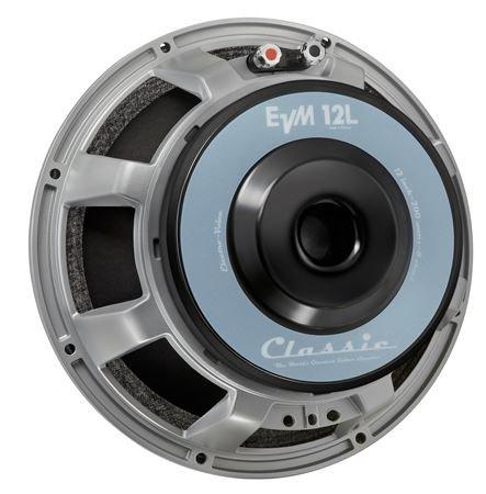 "Electro-Voice EVM12L Classic 12"" 200 Watt Guitar Loudspeaker - (8 Ohm)"