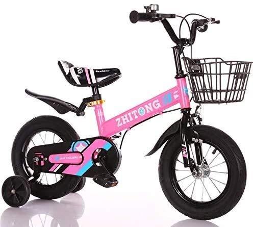 Bicicleta Bicicleta del bebé de Bicicletas Alquiler de Equilibrio niño de la Bicicleta Infantil Niño Niña de 12 Pulgadas 14 Pulgadas 16 Pulgadas 18 Pulgadas Carro de bebé con el Coche Cesta