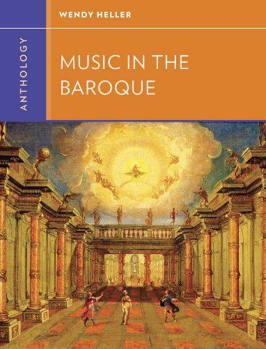 Anthology for Music in the Baroque (Western Music in Context: A Norton History)