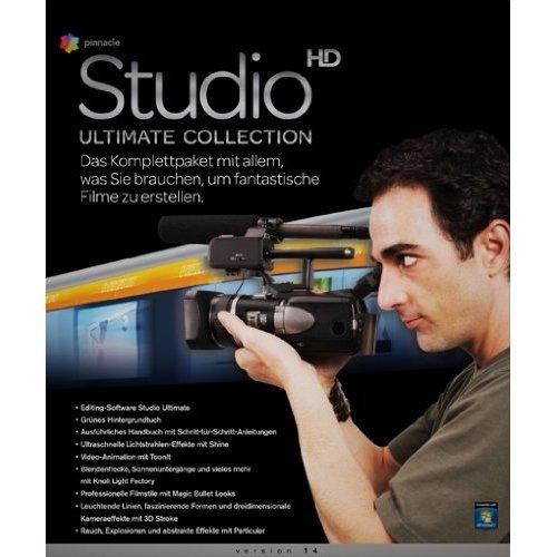 Pinnacle Studio Ultimate Collection - version 14 (Mise à jour)