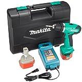マキタ(Makita) 充電式ドライバドリル 12V バッテリー2個付き M655DWX