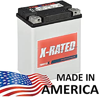 ADX15 - Replacement Motorcycle Battery UPGRADE
