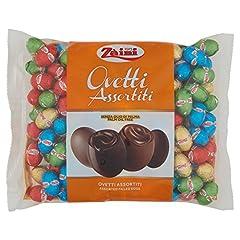 Idea Regalo - Zaini Ovetti di Cioccolato Assortiti - 4 Confezioni da 1000 g (4kg)