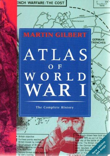 Download Atlas of World War I 0195210778