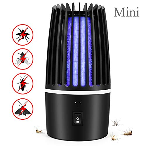 Wudymaker Bug Zapper Insect Killer Fly Trap - Indoor & Outdoor - Mosquito Trap Insect Zapper - Fly...