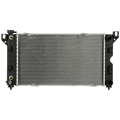 Sunbelt Radiator For Dodge Grand Caravan Plymouth Grand Voyager 1850 Drop in Fitment