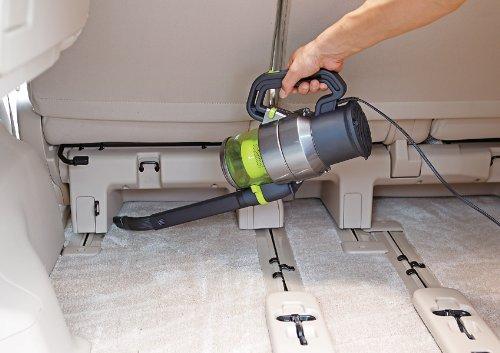 ツインバードハンディークリーナーハンディージェットサイクロンEX掃除機HC-E251GYメタリックグレー