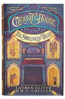 The Shrunken Head 0062270826 Book Cover