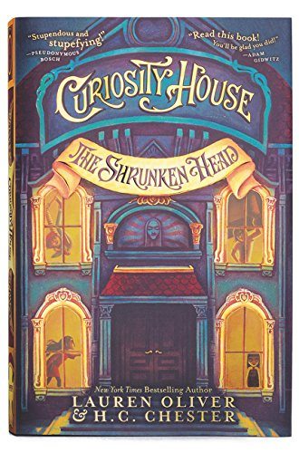 The Shrunken Head - Book #1 of the Curiosity House