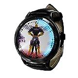 My Hero Academia Reloj con Pantalla táctil Led Resistente al Agua Reloj de Pulsera con luz Digital Unisex Cosplay Regalo Nuevos Relojes de Pulsera niños-A0032