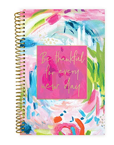 """bloom daily planners 2019-2020 Academic Year Day Planner Calendar- Passion/Goal Organizer - Weekly/Monthly Dated Agenda Book - (August 2019 - July 2020) - 6"""" x 8.25"""" - Cleerely Stated"""