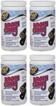 ZDC16 Drain Care Build-Up Remover 2126 Powder 18 Ounces, 4 Pack