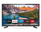 CELLO C32Sfs 32' Led TV Inteligente Súper Rápido con Wi-Fi Y TDT HD T2