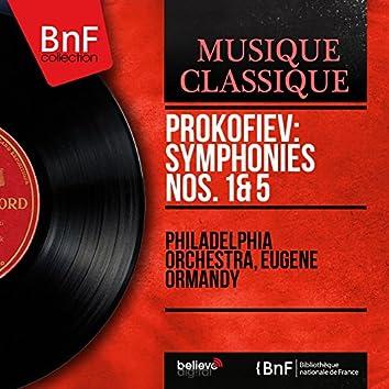 Prokofiev: Symphonies Nos. 1 & 5 (Mono Version)