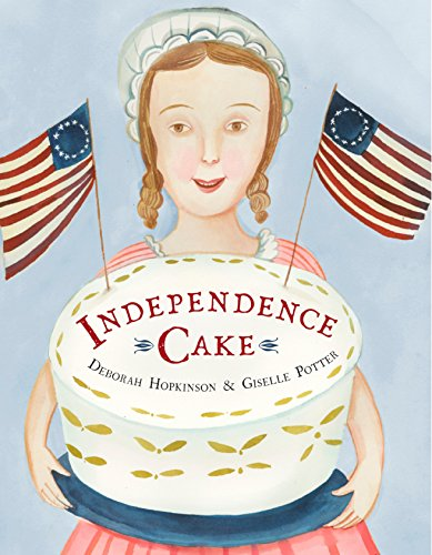 Independence Cake: A Revolutionary Confection Inspired