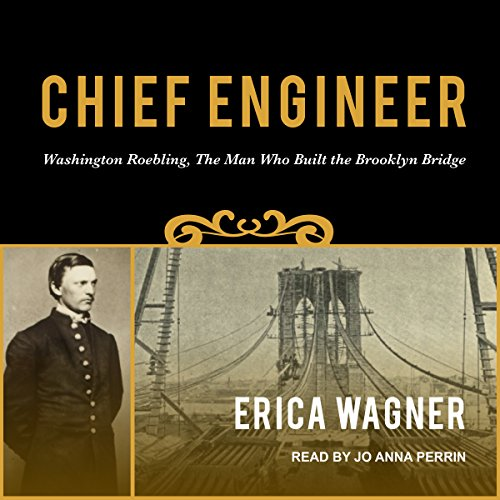 Chief Engineer audiobook cover art