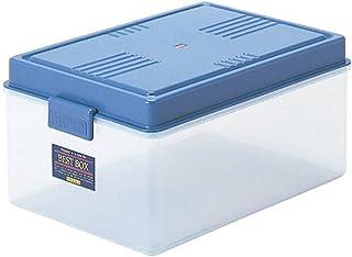 サンコープラスチック 収納ケース ベストボックス 幅42.1×奥28.5×高19.5cm ブルー