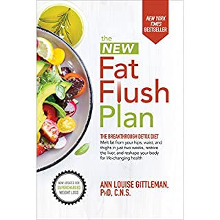 The New Fat Flush Plan audiobook cover art