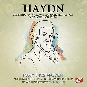 Haydn: Concerto for Violoncello and Orchestra No. 1 in C Major, Hob. VIIb/1 (Digitally Remastered)