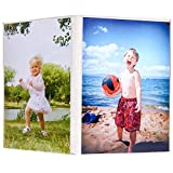 SYB Picture Frame with EMF Radiation Shield for Two 5″ x 7″ Photos