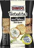 Bimbo - Tostaditas Finas Hierbas , 90 g