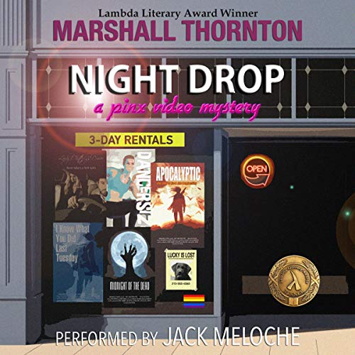 Night Drop: The Pinx Video Mysteries