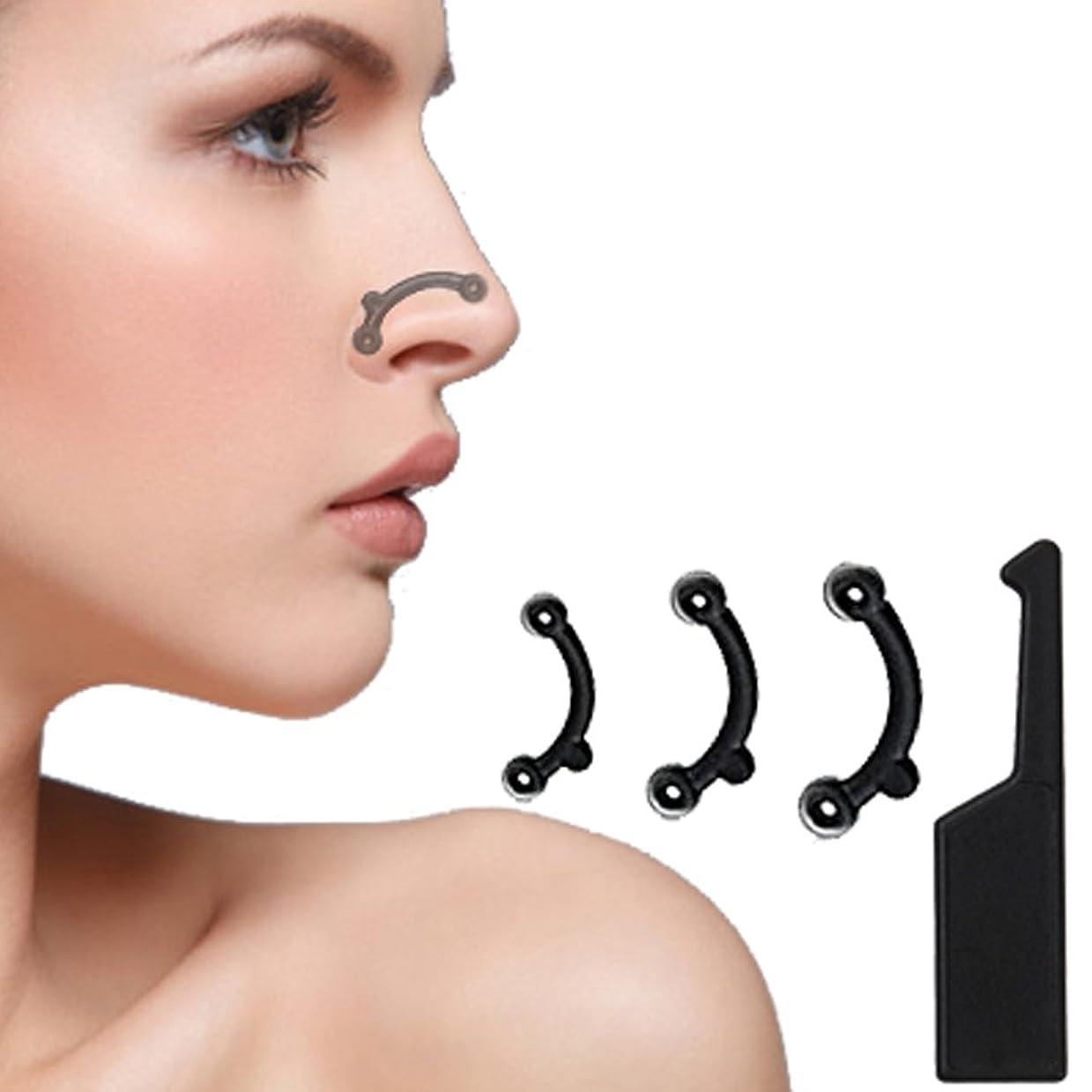 出来事チェスをする誤(ティーシーセレクト) TC-select 鼻プチ プチ整形 小顔効果 だんご鼻 鼻腔矯正 韓国コスメ 3サイズセット
