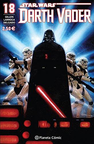 Star Wars Darth Vader nº 18/25 (Star Wars: Cómics Grapa Marvel)