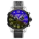Diesel Full Guard 2.5 Touchscreen Smartwatch - Black Nylon DZT2012/ディーゼル タッチスクリーン メンズ スマートウォッチ [並行輸入品]